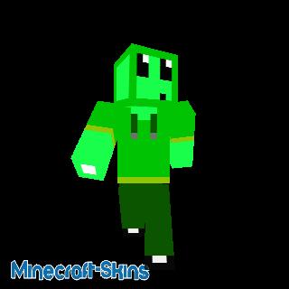 slime cool vert