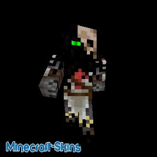 Squelette Slender