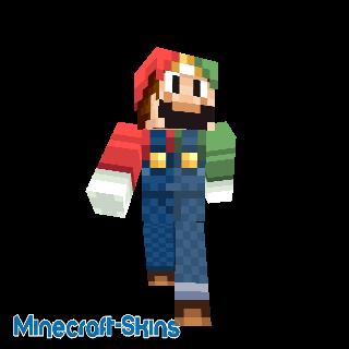 Mario luigi  fusion