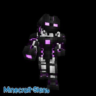 Robot Violet