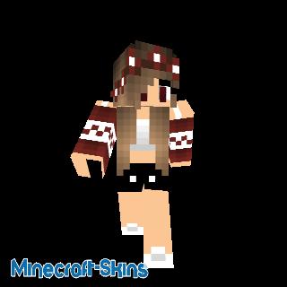 Skin fille kawaii <3