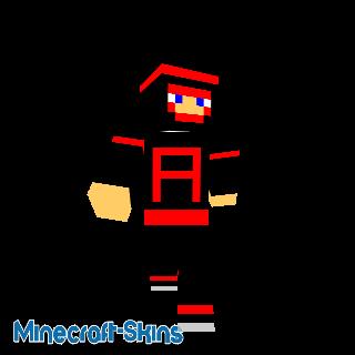 AzZoXx Ninja skin