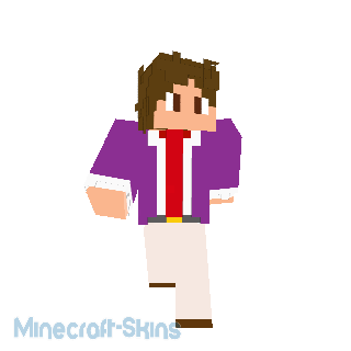 Homme d'affaire violet couleurs unies corrigé
