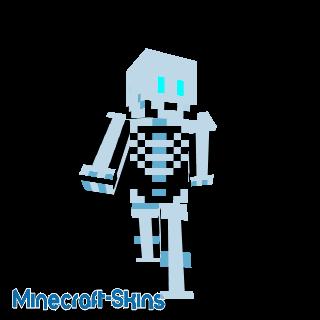 Squelette de crystal
