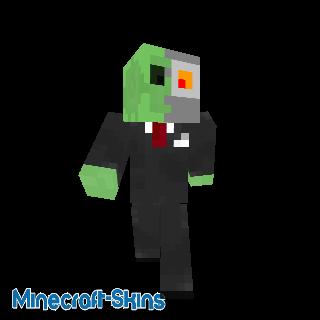 Minebot-Slime en costar