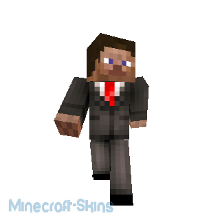 Steve homme d'affaire
