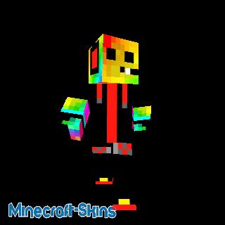 Slime multicolore