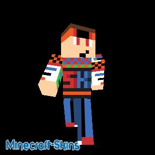 Seankoopa10 (skin dans Minecraft.)