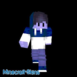 Homme bleu n2