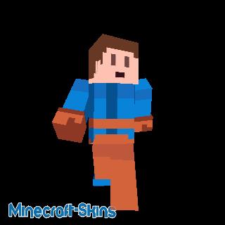 Steve - Minecraft 0.3.1