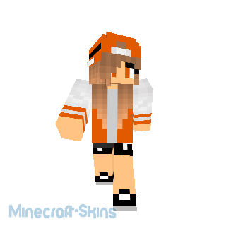 Fille Cool Orange