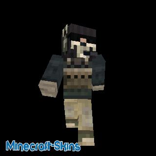 Ghost - Modern Warfare 2
