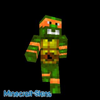 Michelangelo - Tortues Ninja