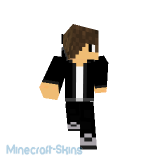 Personnage Minecraft - doodlebats
