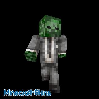 Zombie homme d'affaire