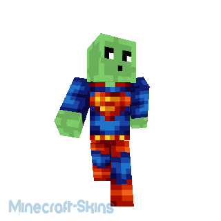 Slime Superman