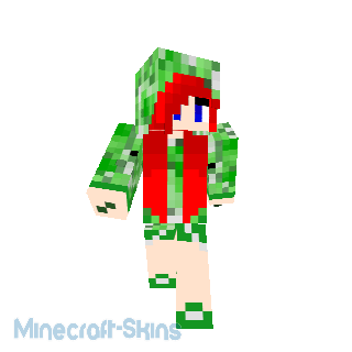 Fillr creeper rouge
