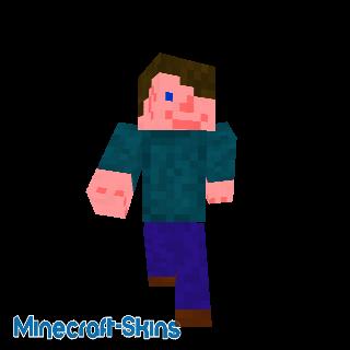 Minecraftien simple