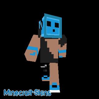 slime bleue