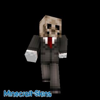 homme squelette