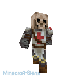 Templier squelette