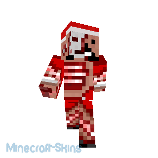 Père Noël Zombie