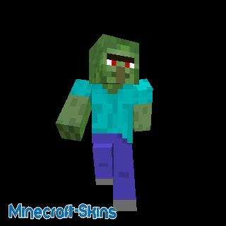 Zombie villageois