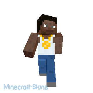 Athlete Steve - Minecraft Xbox 360 Edition