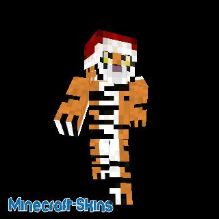 Tigre (Spécial Noël)