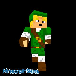 Link ( Zelda Ocarina of Time Oot )