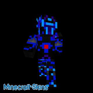 Robot Bleu