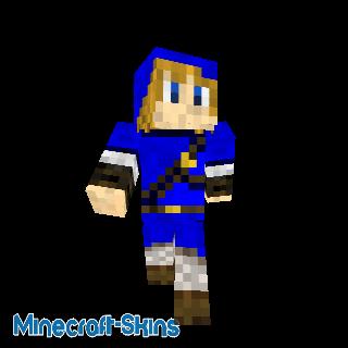 Link Bleu