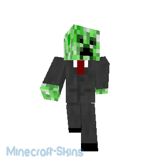 Creeper costume