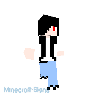 Fille en pull blanc