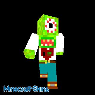 "monstre ""j'aime minecraft"""