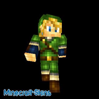 Link - The Legends Of Zelda