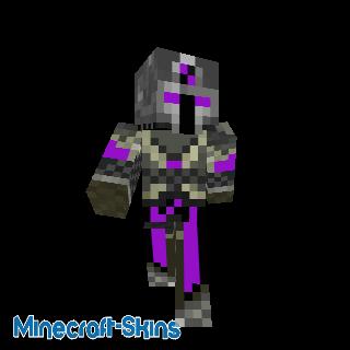 Chevalier violet
