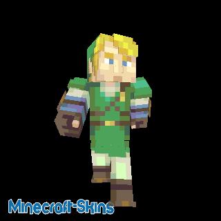 Link - The Légende of Zelda